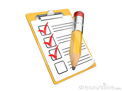 Suggested Checklist for inshore cruising
