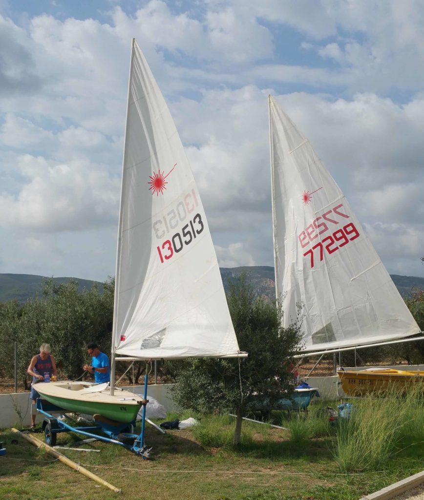 Dinghies – Costa Blanca Yacht Association