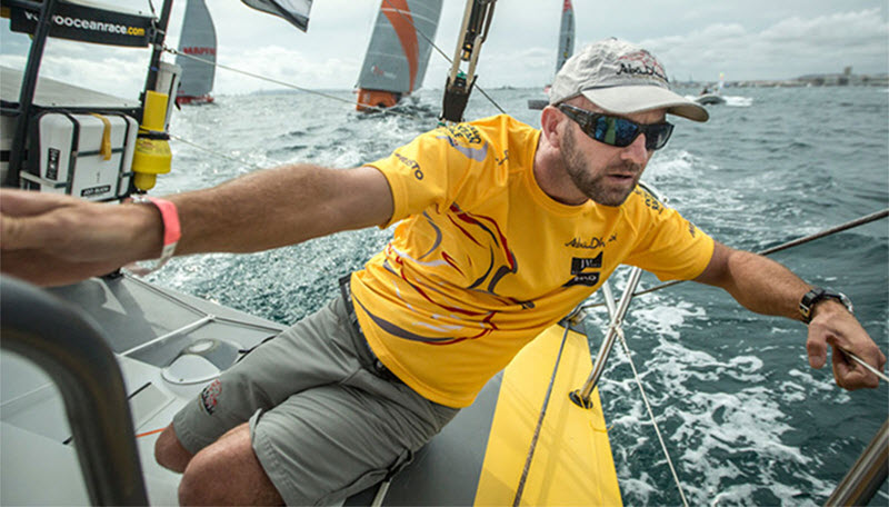 The Ocean Race: Ian Walker on the 2021-22 edition route