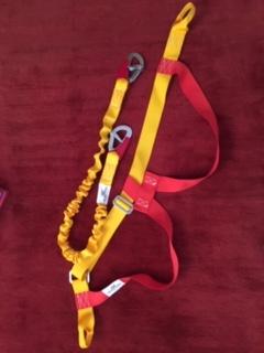 Sailing harness