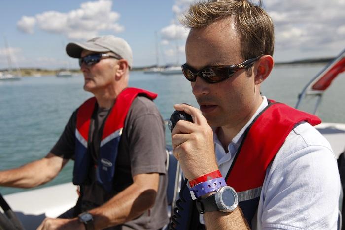 Marine Radio Distress Relay Protocol