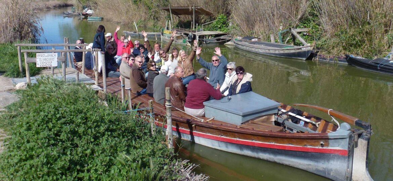CBYA Albufera Visit_Boat