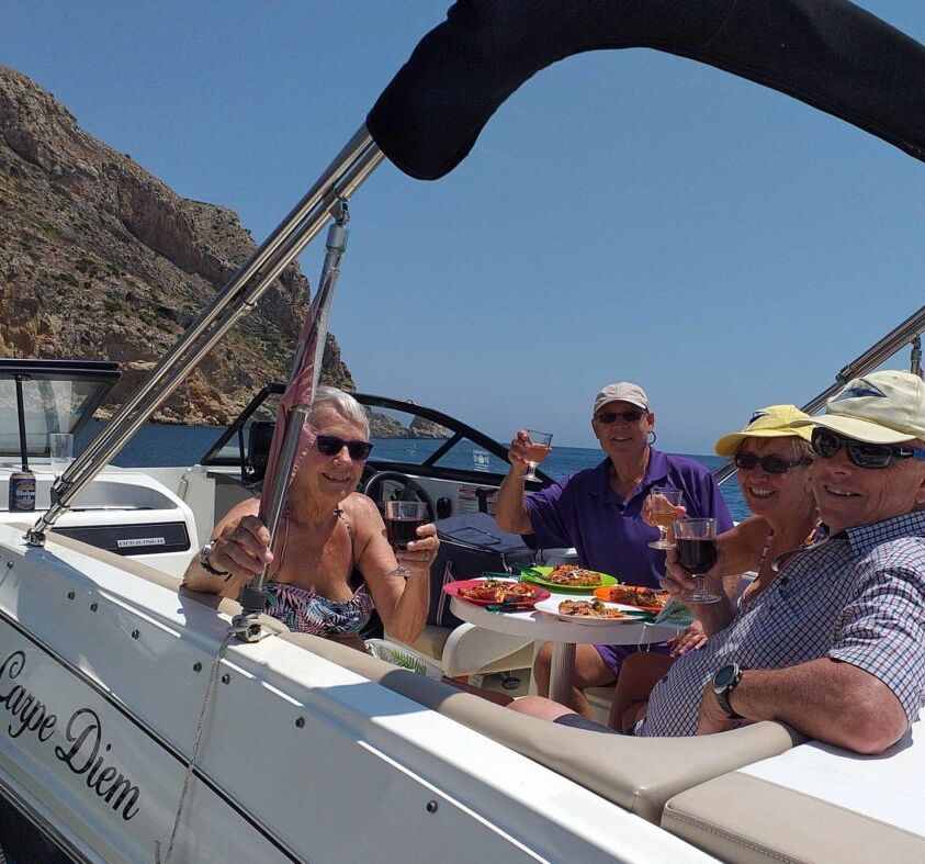 Power Boats & Raft-ups