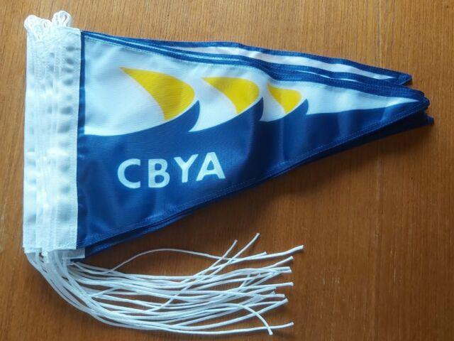 CBYA Pennants