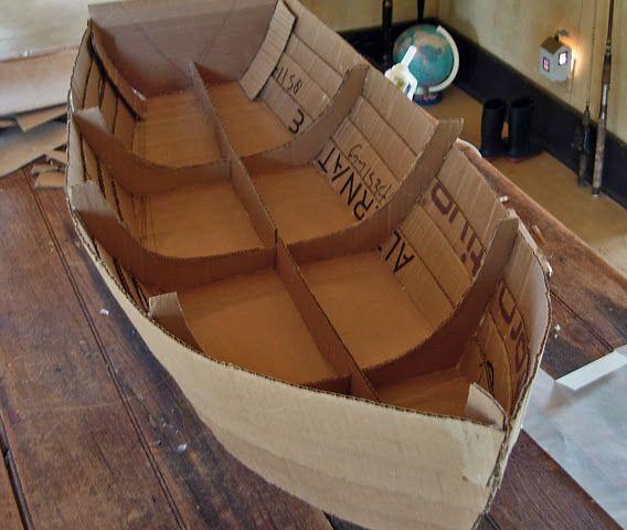 Cardboard Boat Race 3